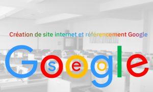 création de site internet et référencement SEO