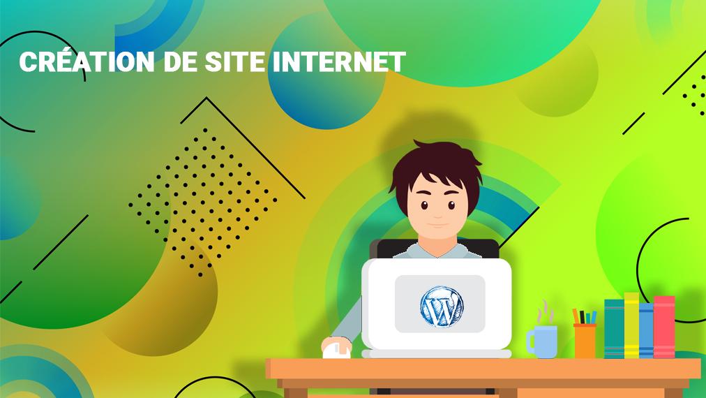 création de site internet professionnel wordpress agence Madagascar digital