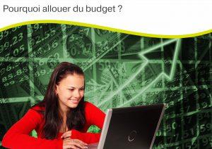 créer un site internet et le budget