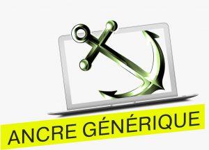 référencement naturel ancre générique