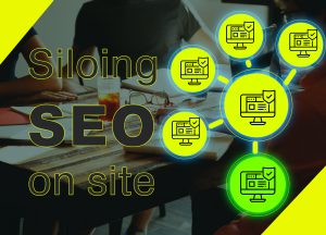 siloing seo on site